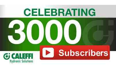 Caleffi YouTube Channel