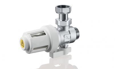 filtro desfangador magnetico bajo caldera Caleffi XS®