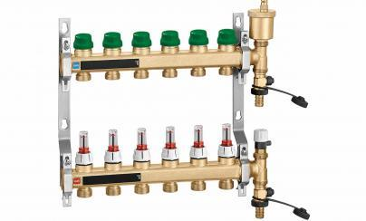 Caleffi DYNAMICAL® manifold