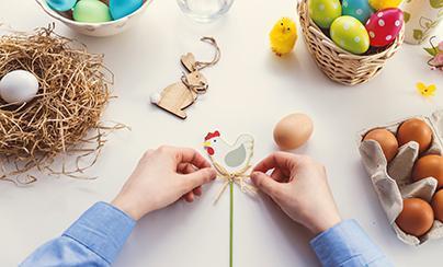 Easter Caleffi Wielkanoc