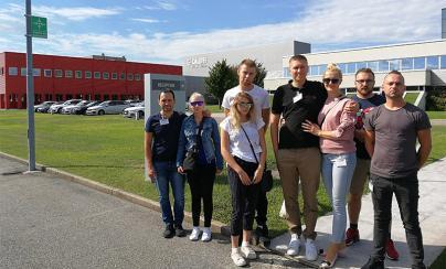 Caleffi Poland  wyjazd do Domu Ferrari