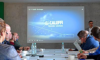 Szkoleni produktowe Caleffi Poland Caleffi Hydronic Solutions