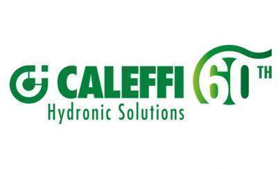Caleffi 60° anniversario