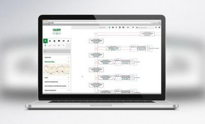 Caleffi Hydronic Design - Platforma dla projektantów