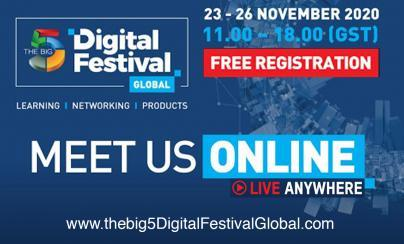 Caleffi at the Big5 Digital Festival