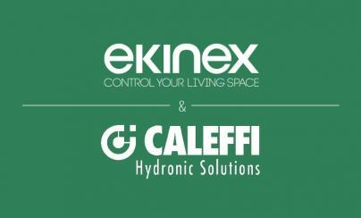 Caleffi and Ekinex