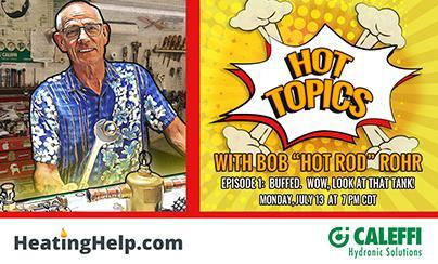 Hot Topics with Hot Rod:  Episode 1
