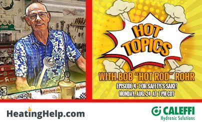 Hot Topics with Hot Rod - EPISODE 4:  For Safety's Sake!
