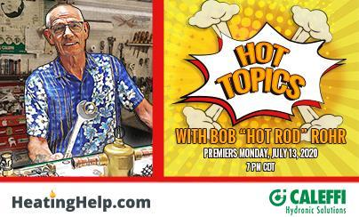 Hot Topics with Hot Rod