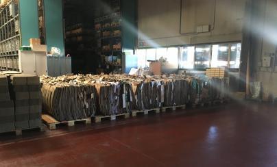 Il riciclo degli imballaggi in Caleffi