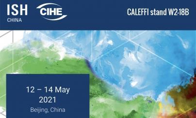 ISH Beijing Caleffi
