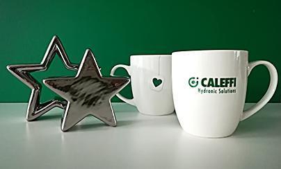 Zabawa świąteczna z Caleffi Hydronic Solutions