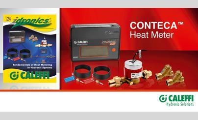 Innovation in Tandem:  Heating Metering with CONTECA™ and idronics™