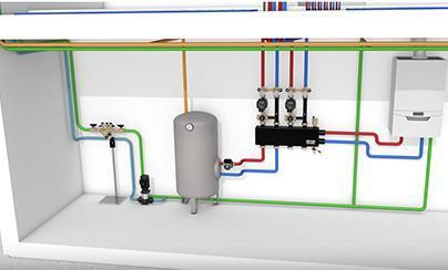 Why to install a Caleffi backflow preventer