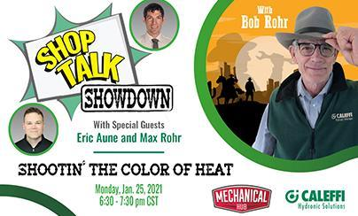 "Shop Talk Showdown with Bob ""Hot Rod"" Rohr"