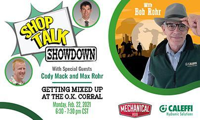 "Shop Talk Showdown with Bob ""Hot Rod"" Rohr:  Getting Mixed Up at the O.K. Corral"