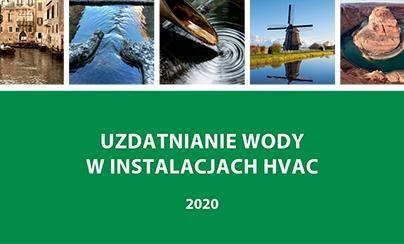 Uzdatnianie wody 2020