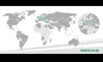 Caleffi Brand Worldwide