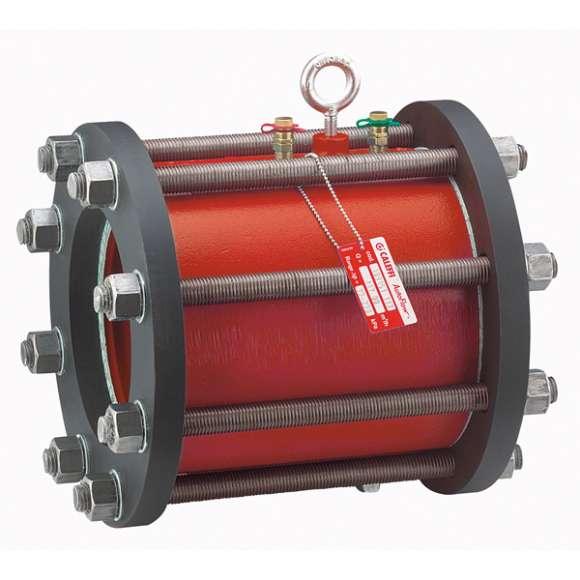 103  - AUTOFLOW® - Automatski regulator protoka sa uloškom od nerđajućeg čelika - prirubnička verzija