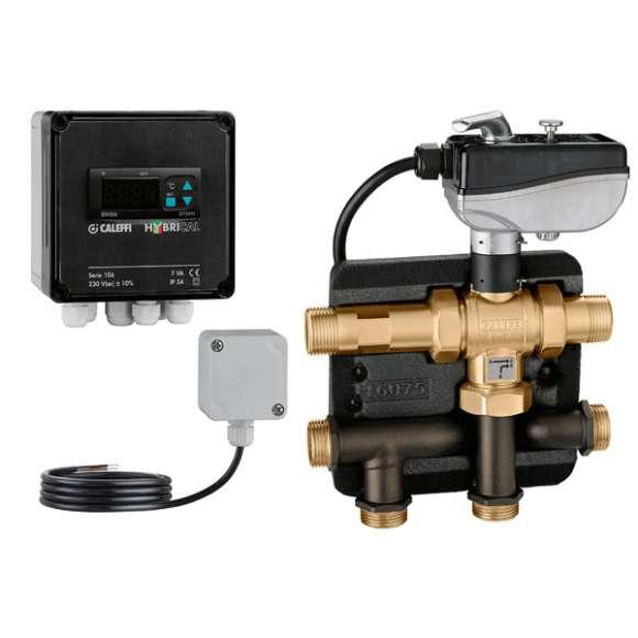 106 - HYBRICAL® - Integraciona jedinica toplotna pumpa - kotao. Sa izolacijom i setom za povezivanje