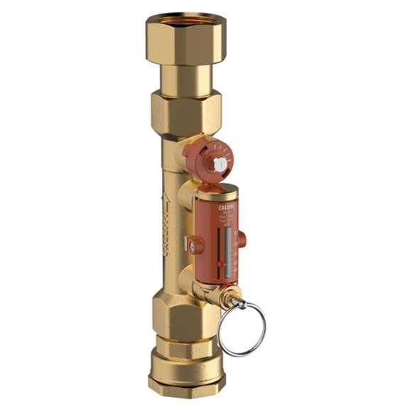 112 - Balansni ventil sa meračem protoka