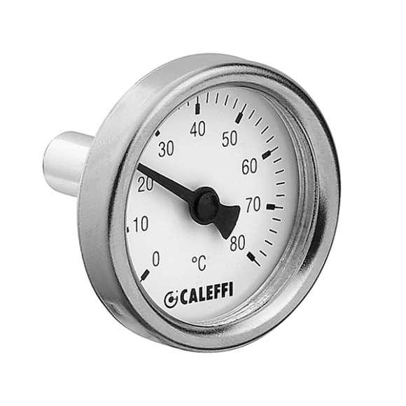 116 - Thermometer met wijzerplaat voor multifunctionele thermostatische regelaar serie 116