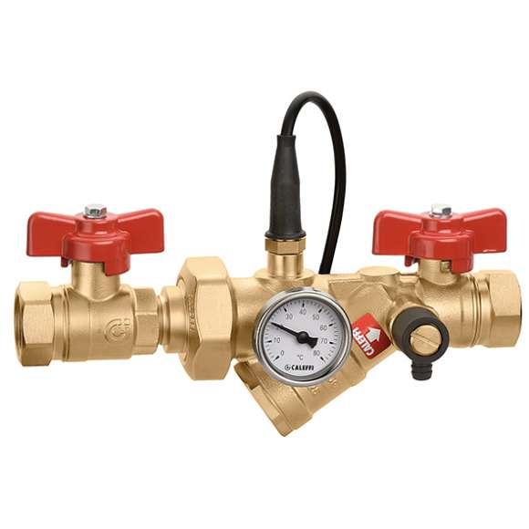 128 - Kit multifonctions pour bouclage d'eau chaude sanitaire