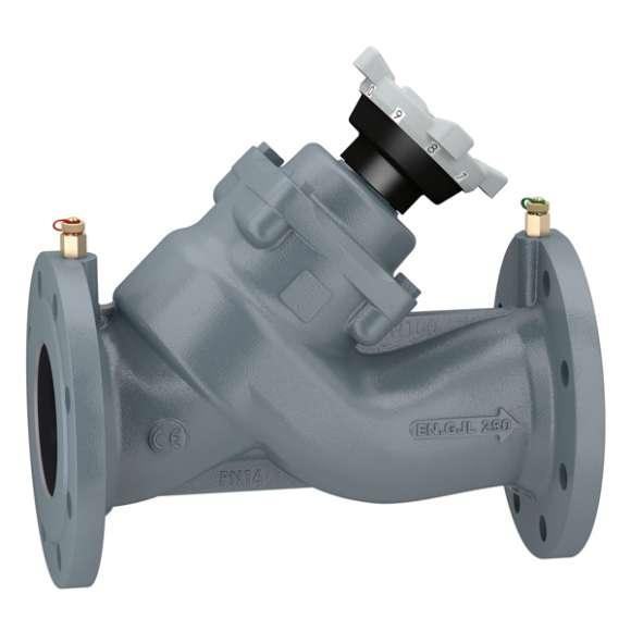130 - Balansni ventil za hidrauličke sisteme. Telo od livenog gvožđa