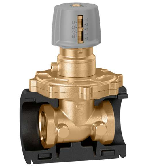 140 - Differential pressure regulator. 10 bar