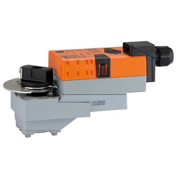 145 - Rotational proportional actuator for 145 series