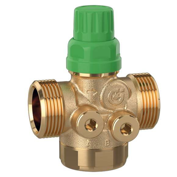 145 - FLOWMATIC® Tlakový nezávislý regulačný ventil (PICV)
