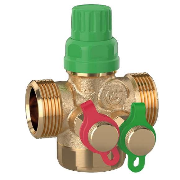 145 - FLOWMATIC® - Válvula de regulação independente da pressão