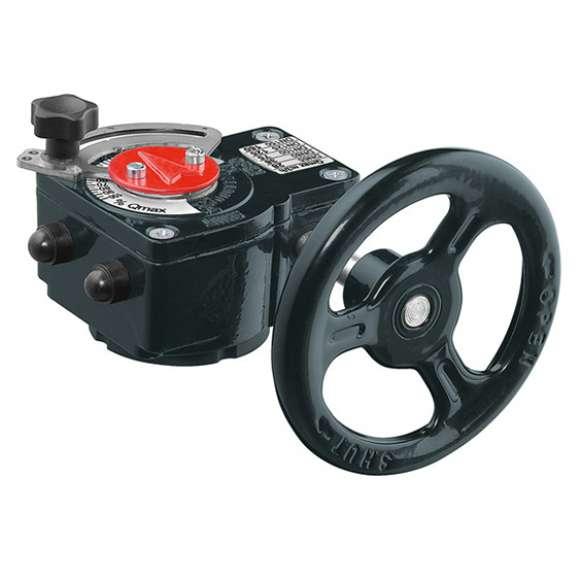 146 - Ročni pogon za tlačno neodvisni regulacijski ventil