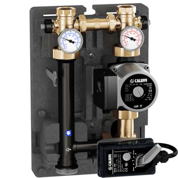 167 - HydroMixer™ (motorized temperature mixing unit)