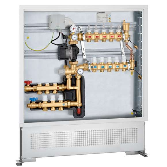 172 - Set point regulating unit with medium distribution kit for primary circuit