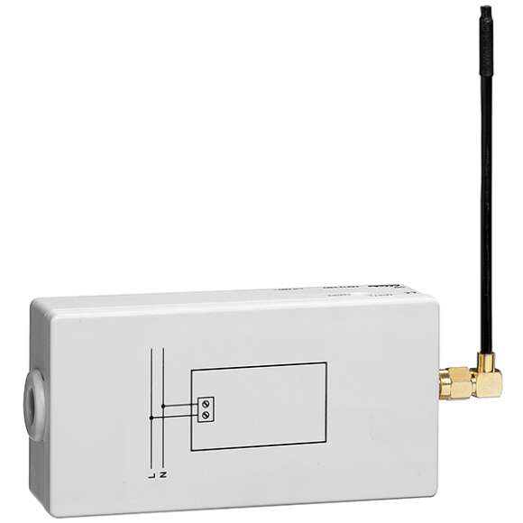 210 - 1st and 2nd level wireless signal repeater with antenna
