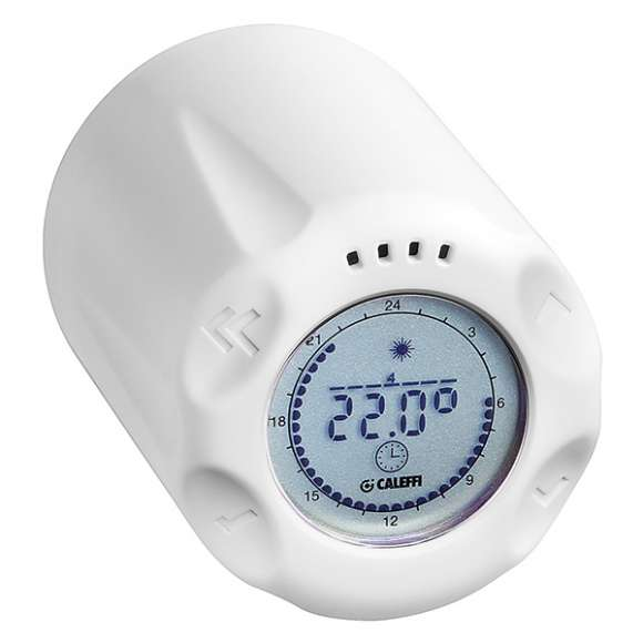 210 - WiCaL® - Stand-alone chrono-thermostatic control head