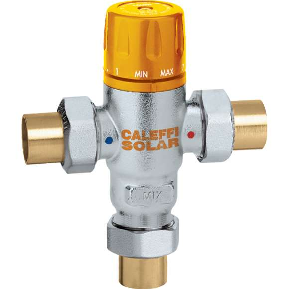 2521 - Adjustable Thermostatic Mixing Valve
