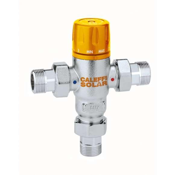 2521 - Solar - Termostatski miješajući ventil, podesivi, s nepovratnim ventilom