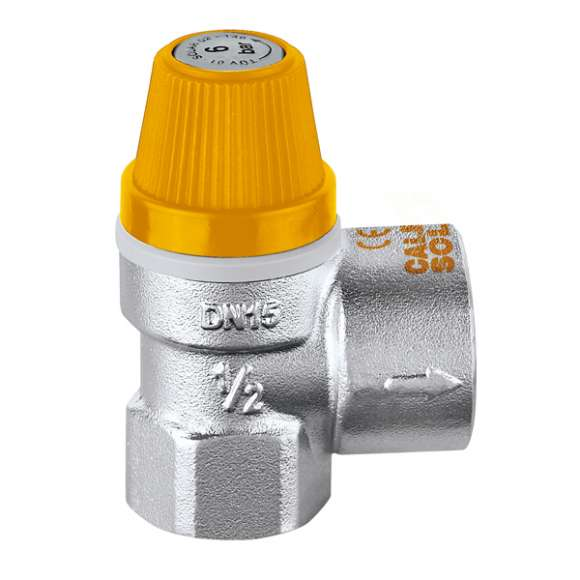 253 - Sigurnosni ventil za solarne sisteme