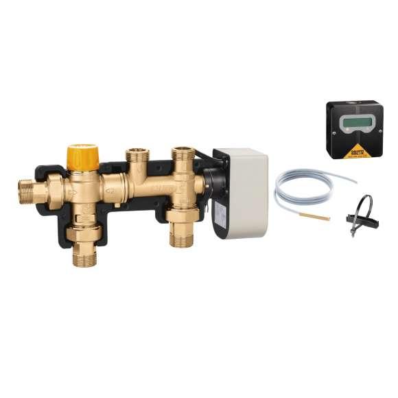264 - SOLARNOCAL - Kit de ligação ao acumulador solar com caldeira