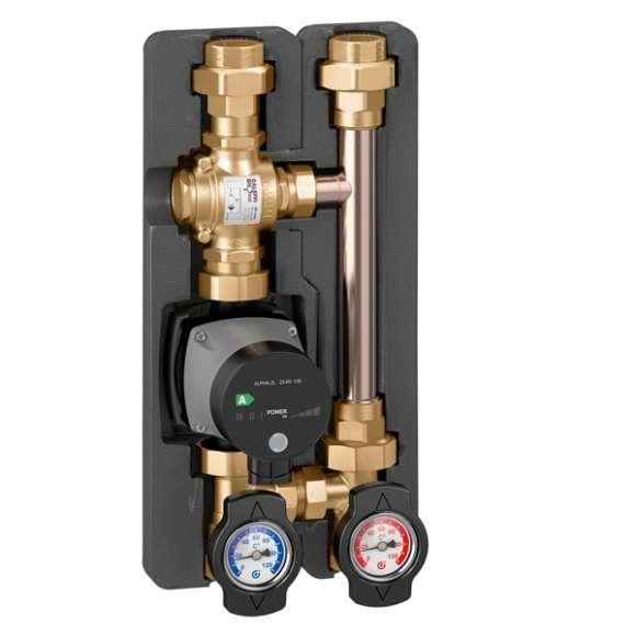 Ricambi termostato di ricambio per valvola anticondensa for Catalogo caleffi 2015