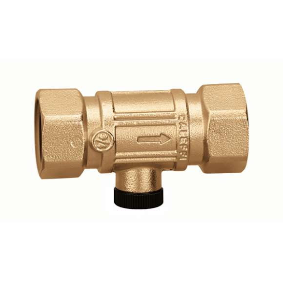 3048 - Double check valve. Controllable with female connections
