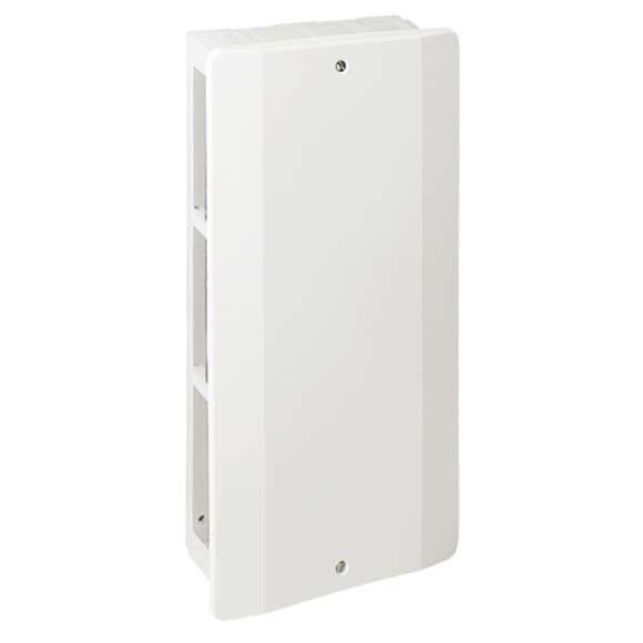 360 - Plastic inspection wall box. With foldable side walls