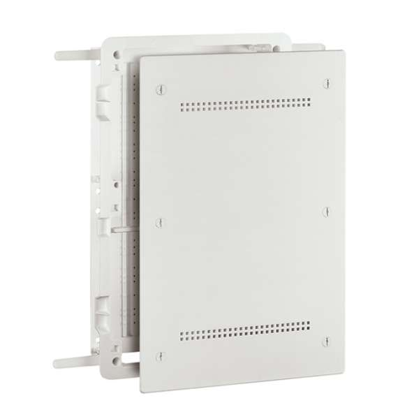 362 - Plastic inspection wall box. Ventilated
