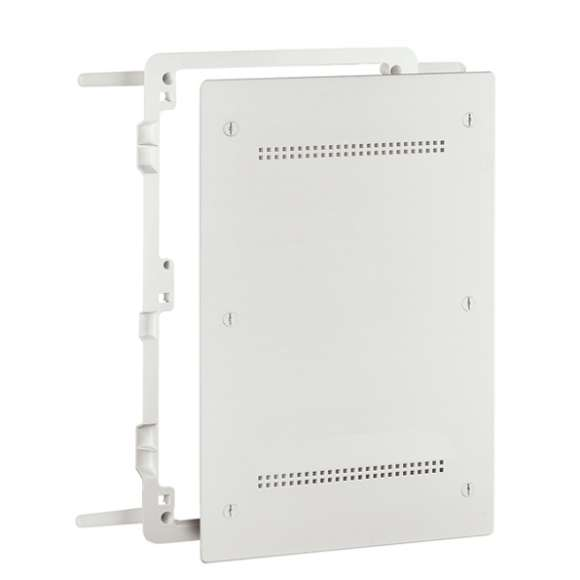 363 - Капак за  инспекционен отвор на стена с рамка от пластмаса