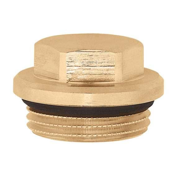 3641 - Plug for distribution manifolds