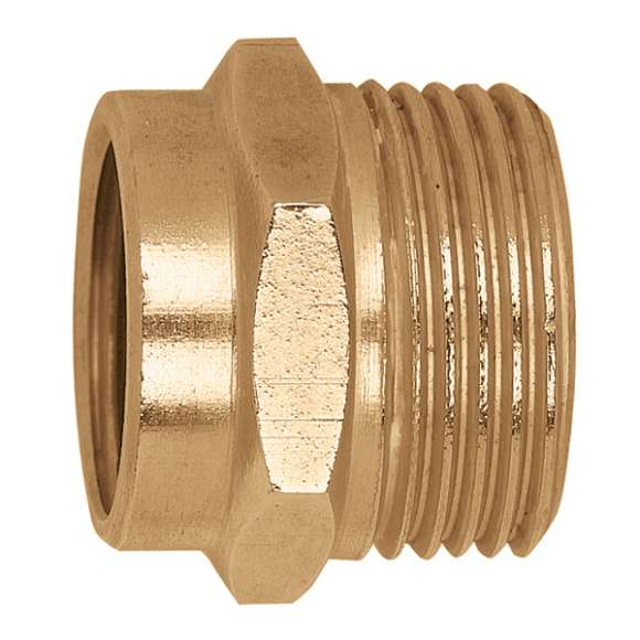 383 - Female fitting to nut and olive coupling