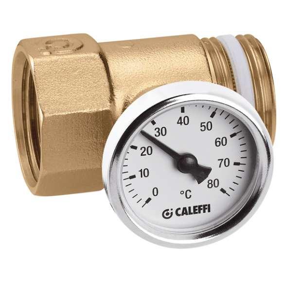 392 - Priključak sa ugrađenim termometrom