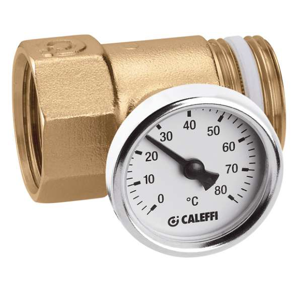 392 - Temperature gauge fitting